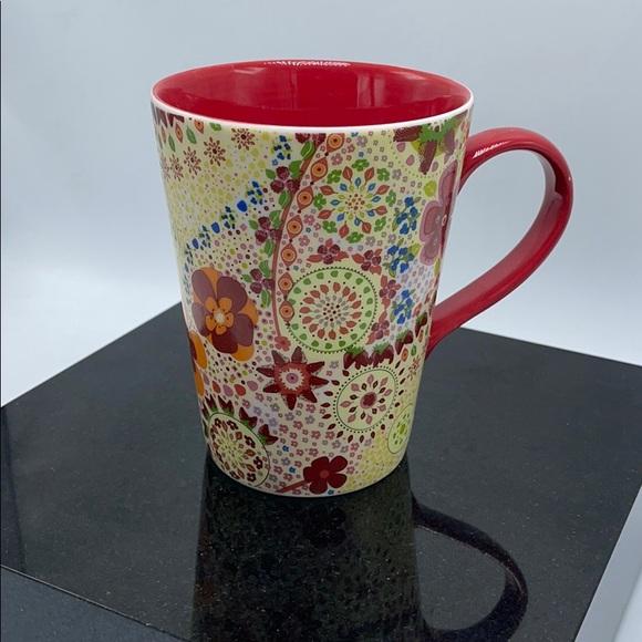 Starbucks 2007 coffee cup